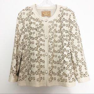 Parri's Firenze Vera Pelle Jacket Size 46 Large